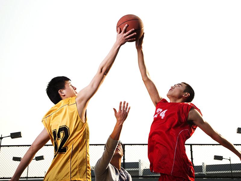 バスケットボール・ハンドボール