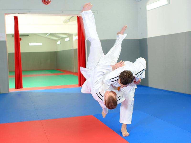 柔道・格闘技