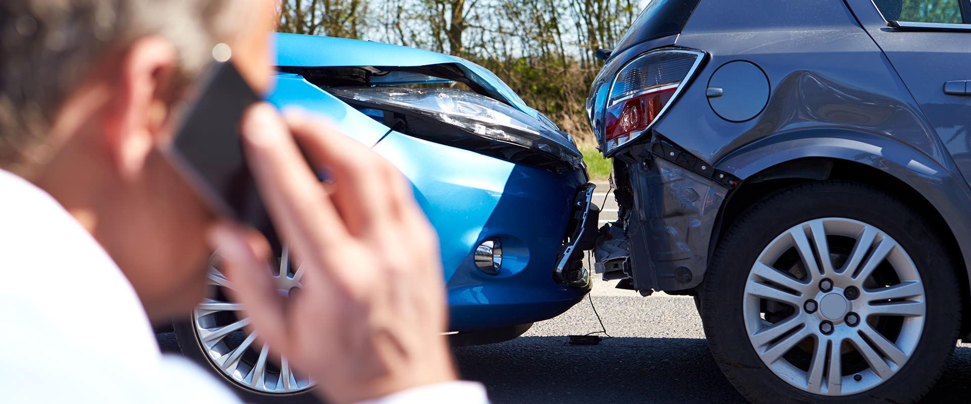 98%の方が初めての交通事故